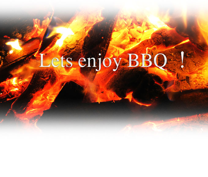Lets enjoy BBQ!