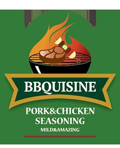 BBQUISINE-PORK&CHICKEN SEASONING|バーベクイジーン-ポークアンドチキンシーズニング